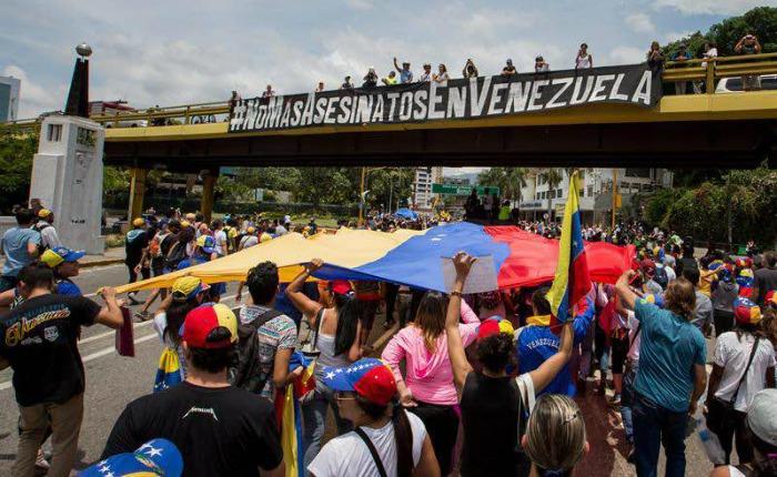 Movimiento Estudiantil invita a marchar desde Altamira y El Marqués hasta VTV