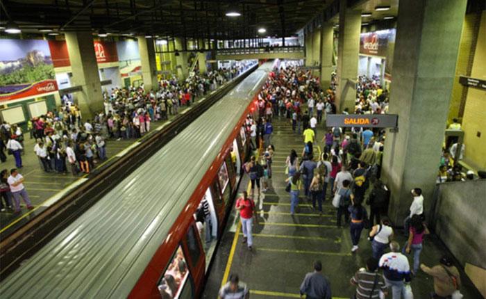 Ricardo Sansone: Precios de boletos del Metro de Caracas son simbólicos