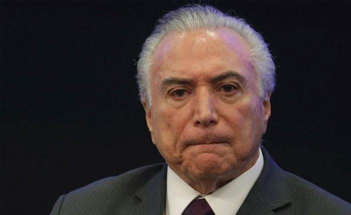 Pese a escándalo de corrupción, Michel Temer asegura que no renunciará a presidencia de Brasil