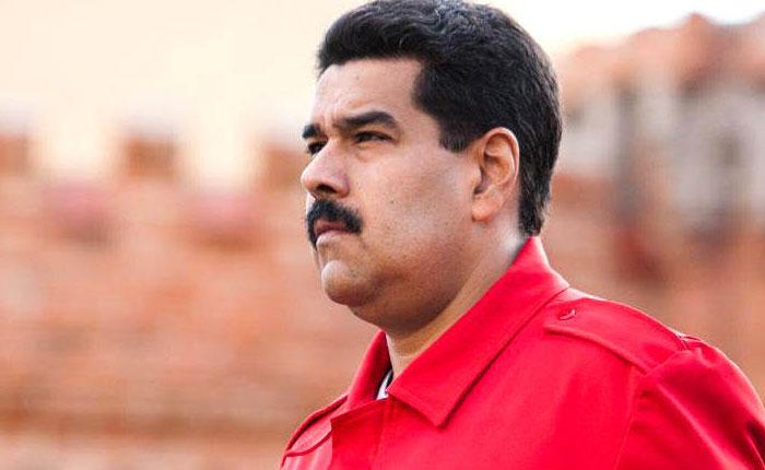 """Presidente lanza """"Movimiento Somos Venezuela"""" en medio de conflictividad y protestas antigobierno"""