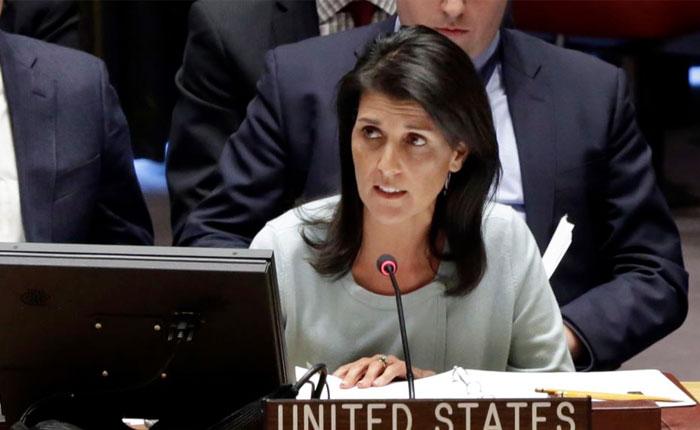 EEUU denuncia en el Consejo de Seguridad de la ONU