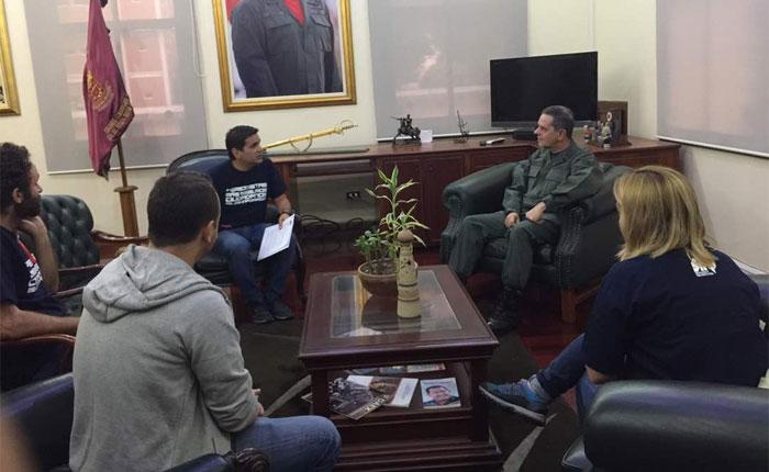 TSJ acuerda medidas para proteger libre ejercicio del periodismo