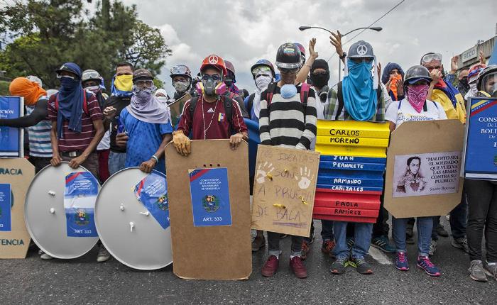 Provea: Somos protagonistas de la primera rebelión popular venezolana del siglo XXI