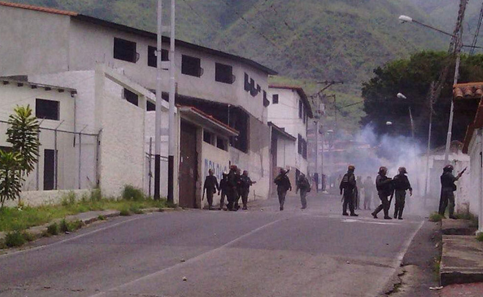 Asesinan a Rafael Antonio Vergara durante paro cívico en Mérida