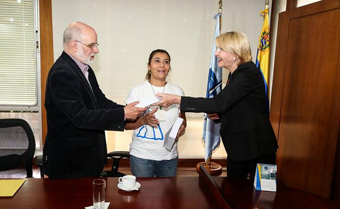 Tinedo Guia Luisa Ortega CNP MP
