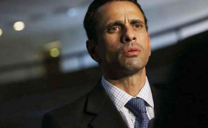 Anulan pasaporte de Henrique Capriles Radonski y le impiden viajar a la ONU