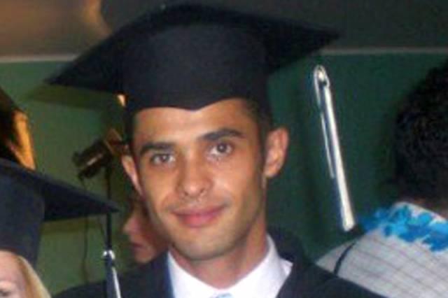 Al biólogo Diego Arellano lo mató una metra disparada con un cartucho de perdigón