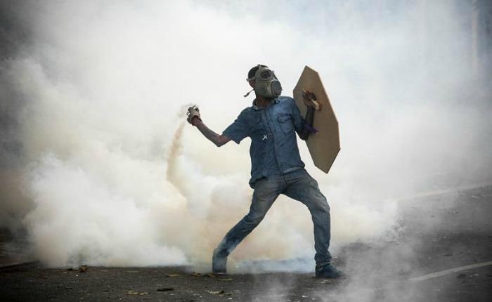 Un mes de represión en 2017 dejó más víctimas que 3 meses de protestas en 2014