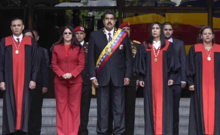 Por qué son tan polémicos los ocho magistrados del TSJ a quienes Estados Unidos impuso sanciones