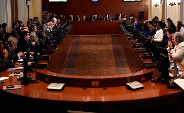 OEA aplazó votación de fecha de reunión de cancilleres sobre Venezuela