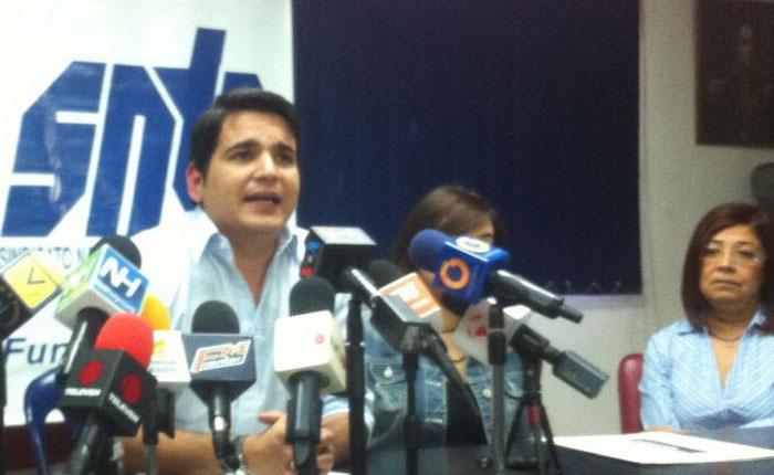 SNTP se reunió con dirigentes de la MUD para denunciar agresiones a la prensa