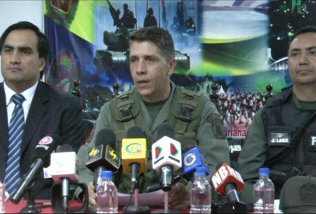 FILTRACIÓN Oficiales de la FANB planean usar francotiradores contra manifestantes