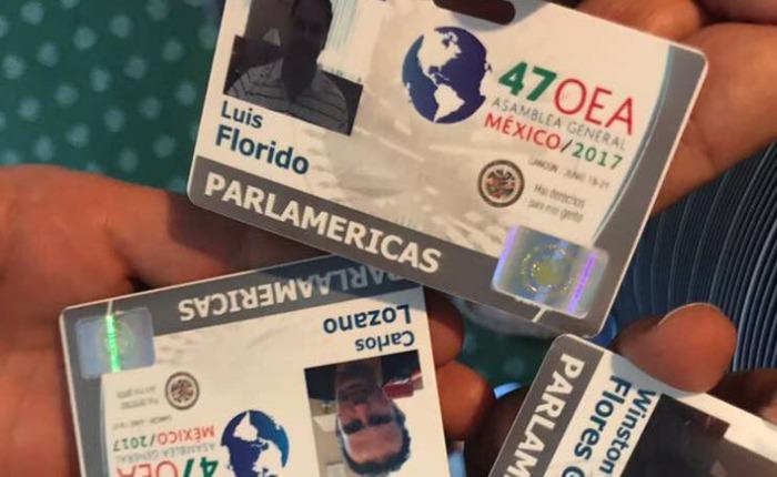 Asamblea General OEA México