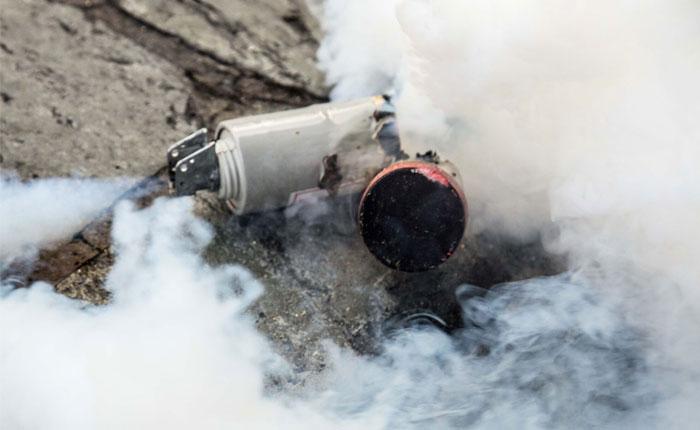 Brasil detuvo exportación de 80.000 bombas lacrimógenas a Venezuela