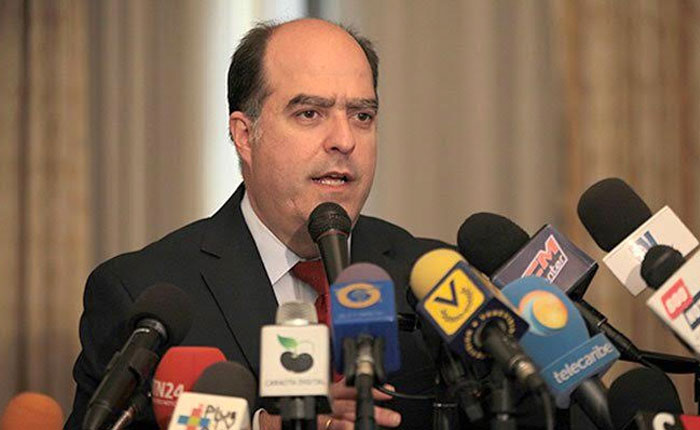 """Julio Borges aseguró que la OEA no fue """"derrotada"""""""