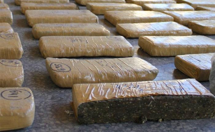 Mitad de la cocaína que produce Colombia sale por Venezuela
