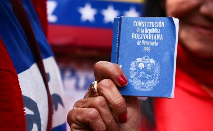 Froilán Barrios: Maduro viola convenios internacionales y la Constitución al obligar a trabajadores a votar por la Constituyente