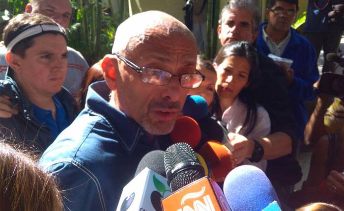 Familiares de David Vallenilla clamaron justicia