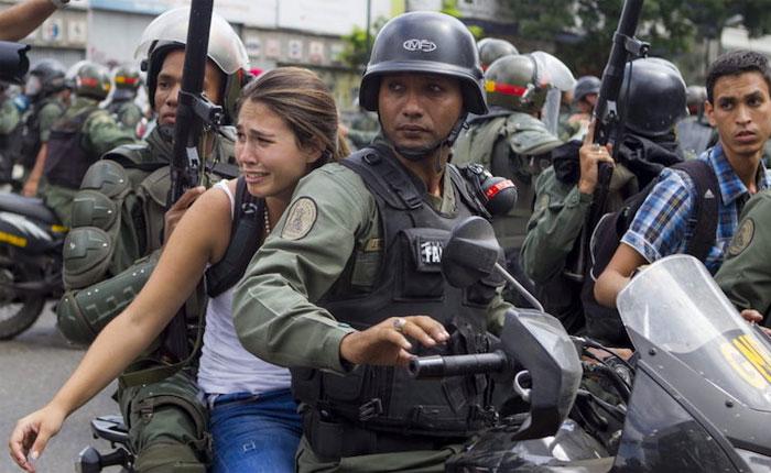 3.264 personas han sido detenidas durante las protestas