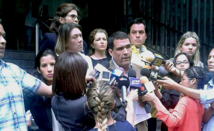 Diputados de PJ denunciaron ante Fiscalía actuaciones de funcionarios de seguridad que violan DDHH