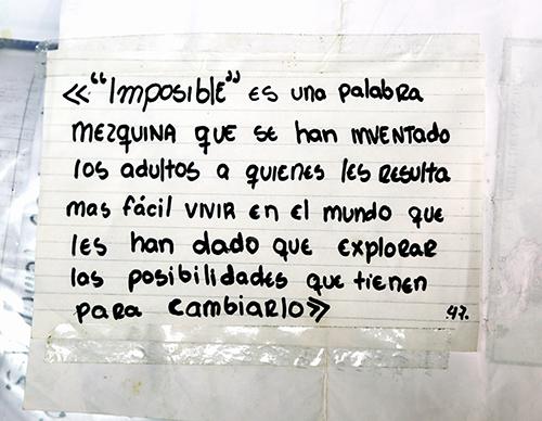Escrito Juan Pernalete