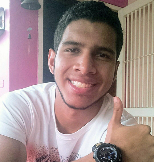 Fabian Urbina