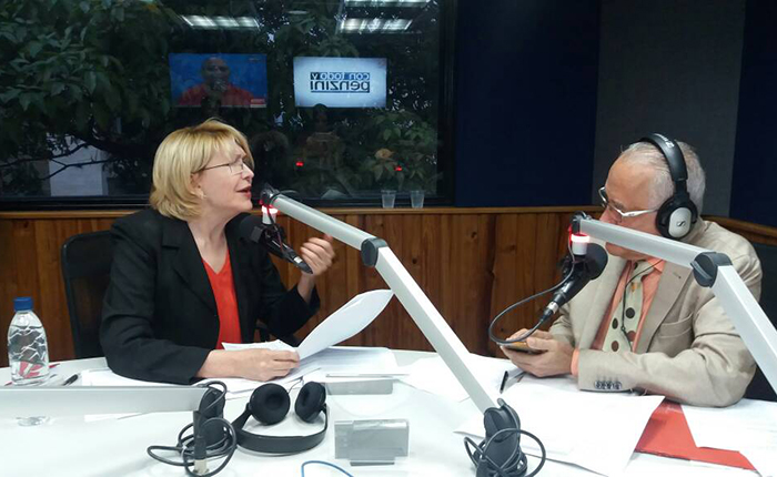 Fiscal Luisa Ortega Nelson Bocaranda