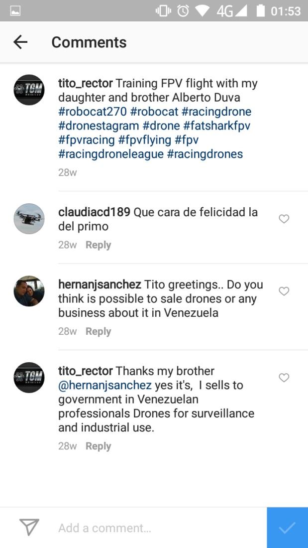 Foto-4-2F-Leyenda-En-su-perfil-de-Instagram-Tito-García-reconoce-que-trabaja-con-el-Gobierno-de-Venezuela-Foto-Cortesía-Instagram