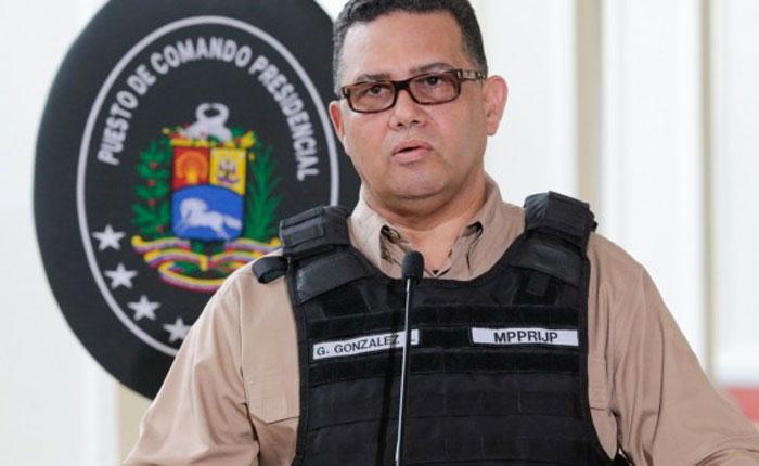 Ministerio Público citó en calidad de imputado a Gustavo González López por violación de DDHH
