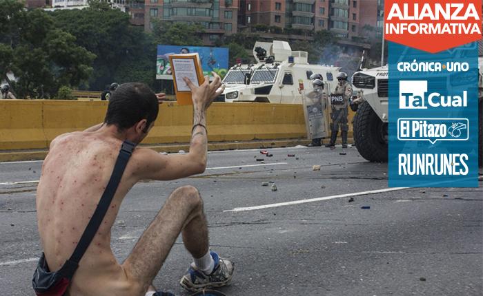 10 formas de resistencia pacífica: Lo que se ha hecho en Venezuela y lo que se podría hacer