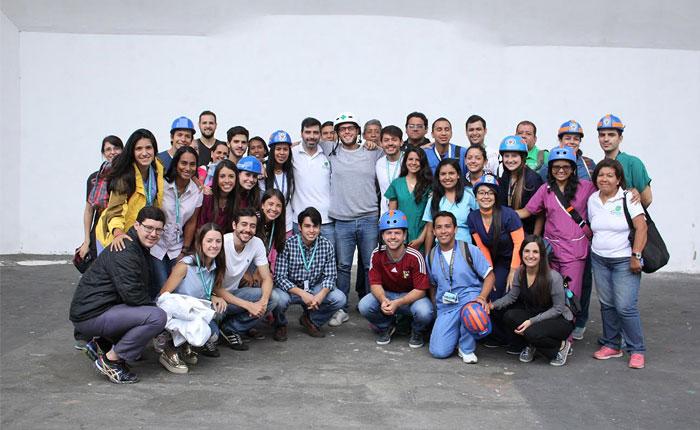 Stand up de José Rafael Guzmán a beneficio de Cascos Azules y Primeros Auxilios de la UCV y Salud Baruta será este #18Jun