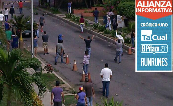 Murió joven que fue arrollado durante trancazo en San Miguel de Cumaná