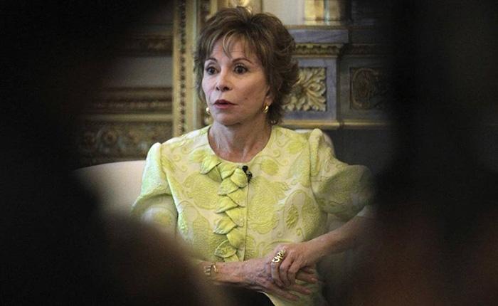 Isabel Allende -EFE