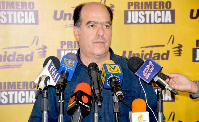 """Julio Borges: """"Más de la mitad del ELN está en Venezuela y Maduro les da protección"""""""