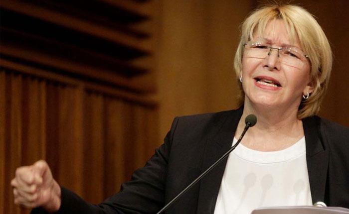 """Luisa Ortega Díaz: """"Yo sigo siendo la Fiscal de este país"""""""