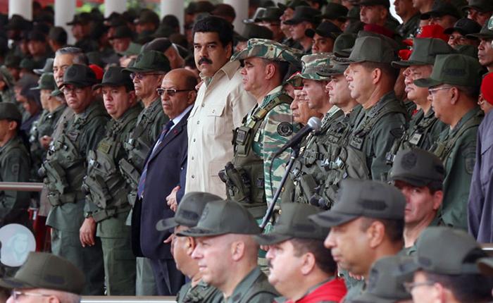 Maduro Militares