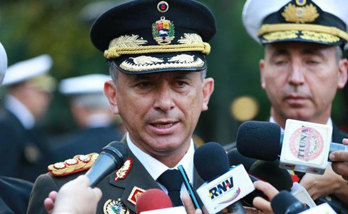 Mayor General Alexis López Ramírez
