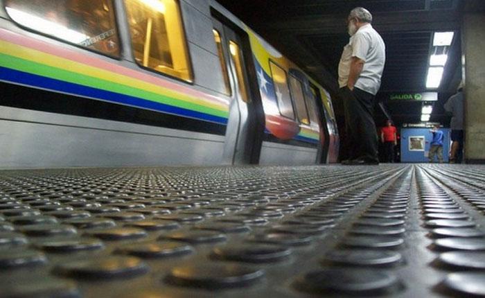 Mataron a un hombre dentro del Metro de Caracas