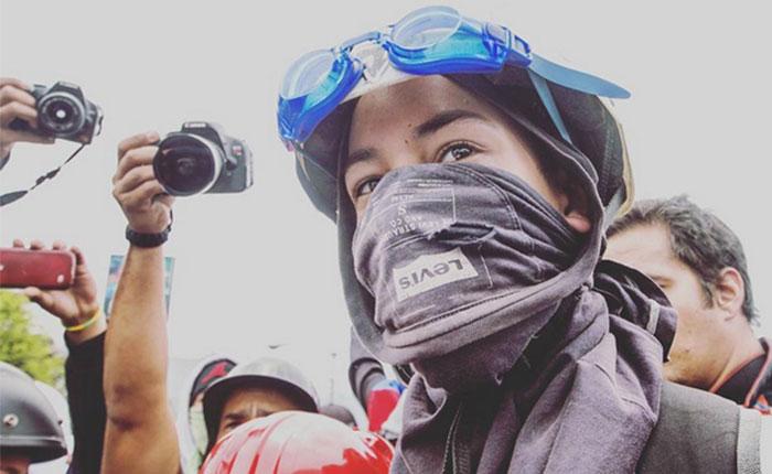Removieron homenaje a Neomar Lander de avenida Libertador