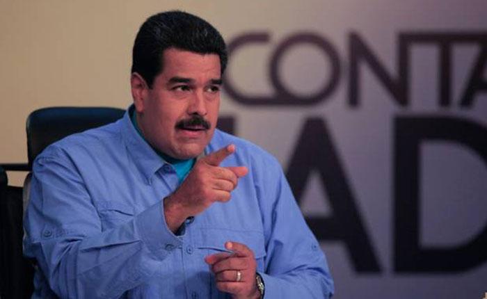 Maduro apoya decisión sobre arresto domiciliario de López y llama al diálogo