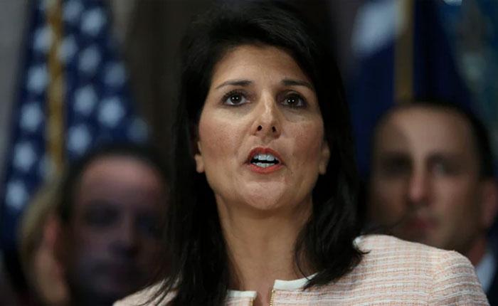 """Embajadora de EEUU ante la ONU califica a Maduro como un """"dictador abusivo"""""""