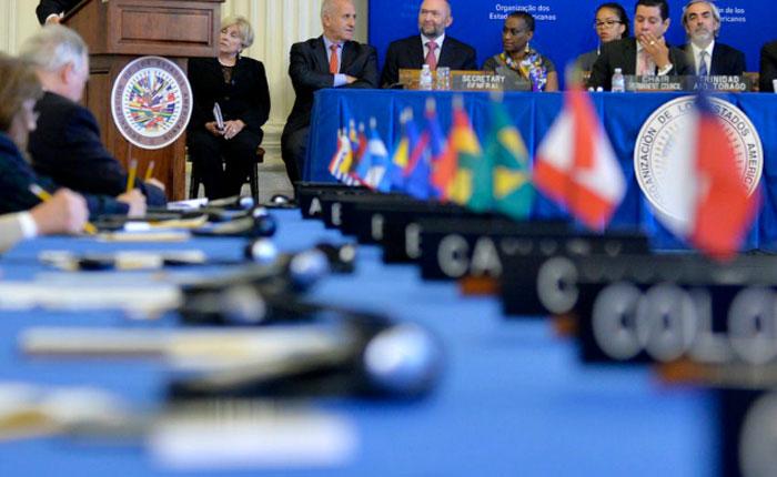 OEA aprueba resolución para instar a Venezuela a reconsiderar elecciones
