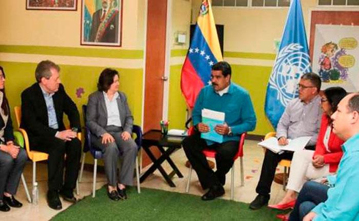 PNUD: Venezuela no ha activado ninguna ayuda para insumos y medicinas