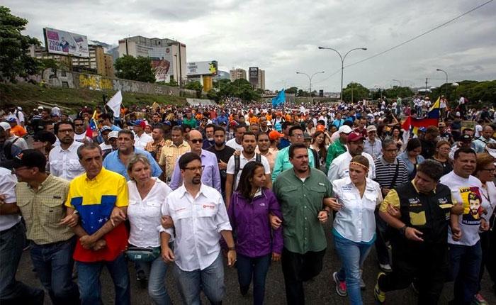 En 100 días el OVCS registró 4.182 protestas