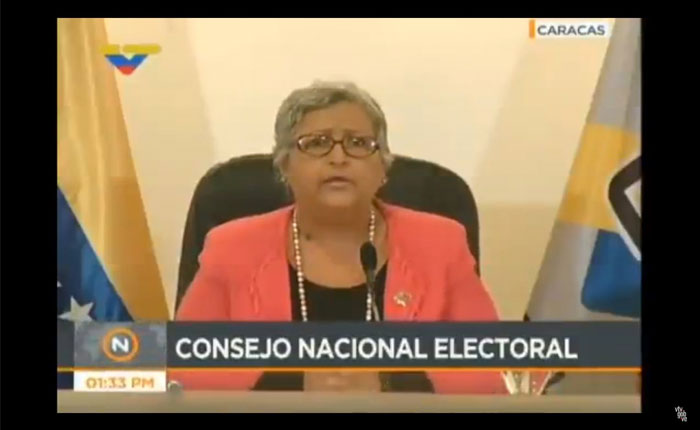 Las contradicciones del CNE de cara a las elecciones regionales