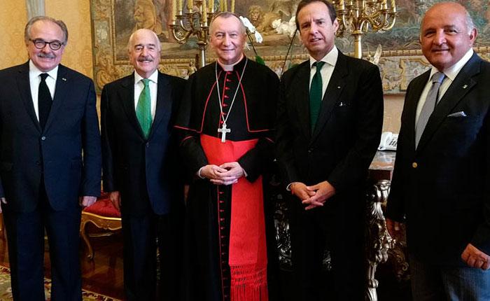 Expresidentes transmiten al Vaticano inquietud por Venezuela