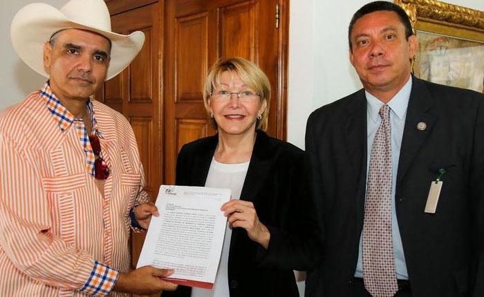 Fedenaga solicita protección a la Fiscalía General de la República