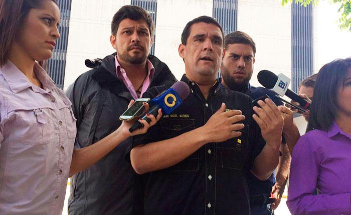 Diputados denunciaron en Fiscalía a candidatos a la Constituyente
