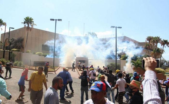 Privan de libertad a hombre por homicidio frustrado durante protesta en Maracaibo