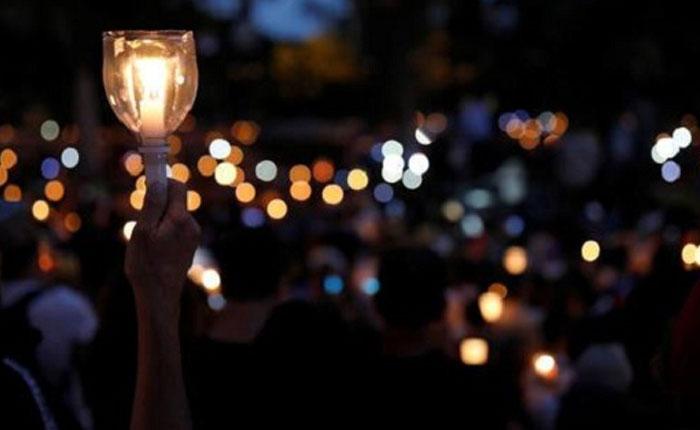 Marcha nocturna recorrió lugares de Caracas donde murieron manifestantes